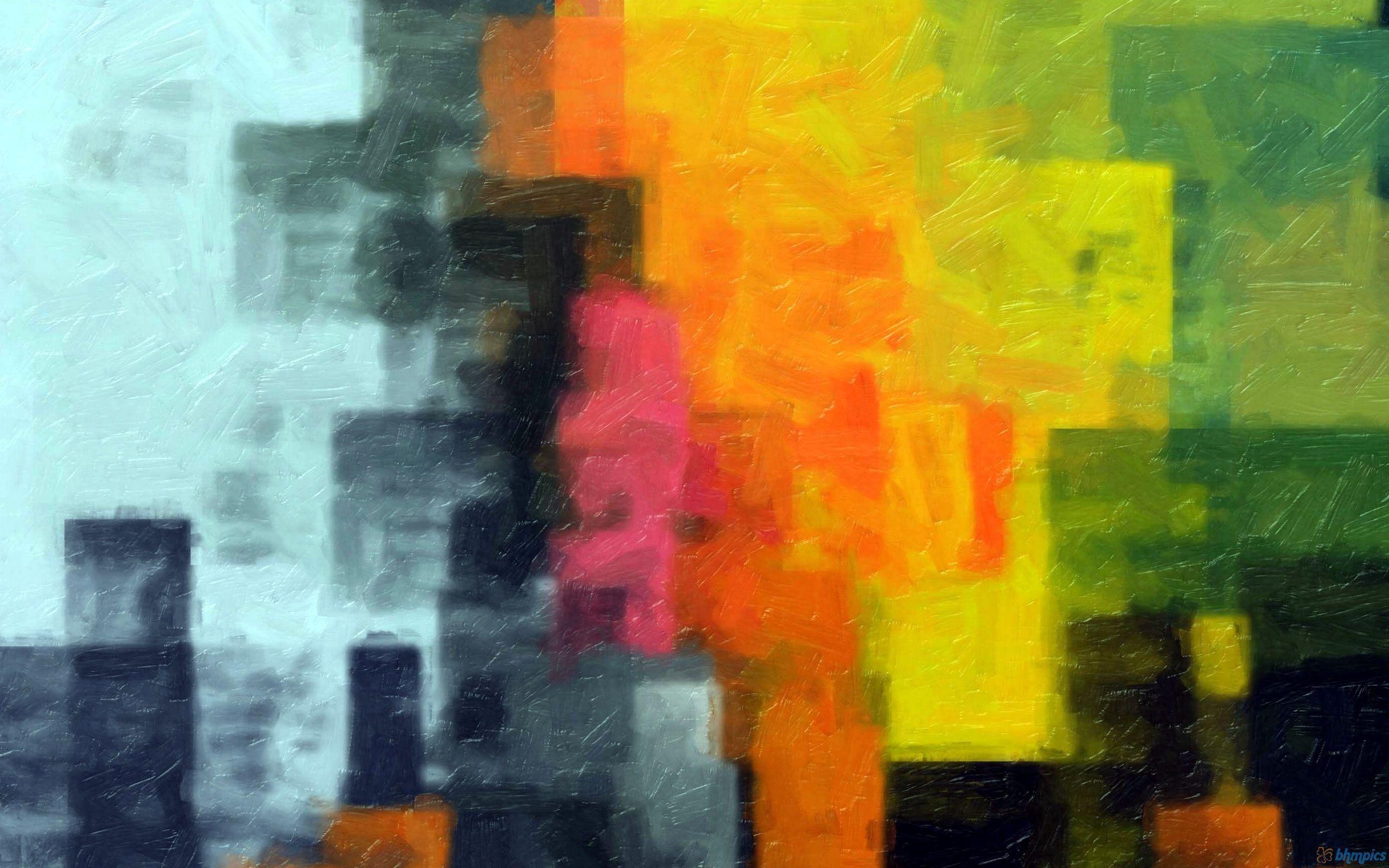 Wallpaper Abstrak 3d Abstract Painting Wallpapers Wallpaper Cave