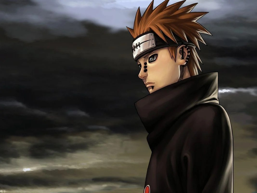 Sad Wallpaper For Mobile With Quotes Naruto Pein Wallpapers Wallpaper Cave