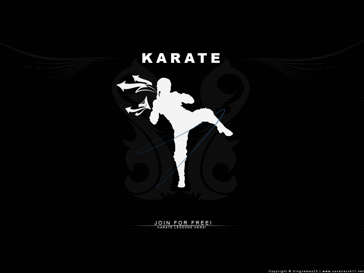 Taekwondo Itf Wallpaper 3d Karate Wallpapers Wallpaper Cave