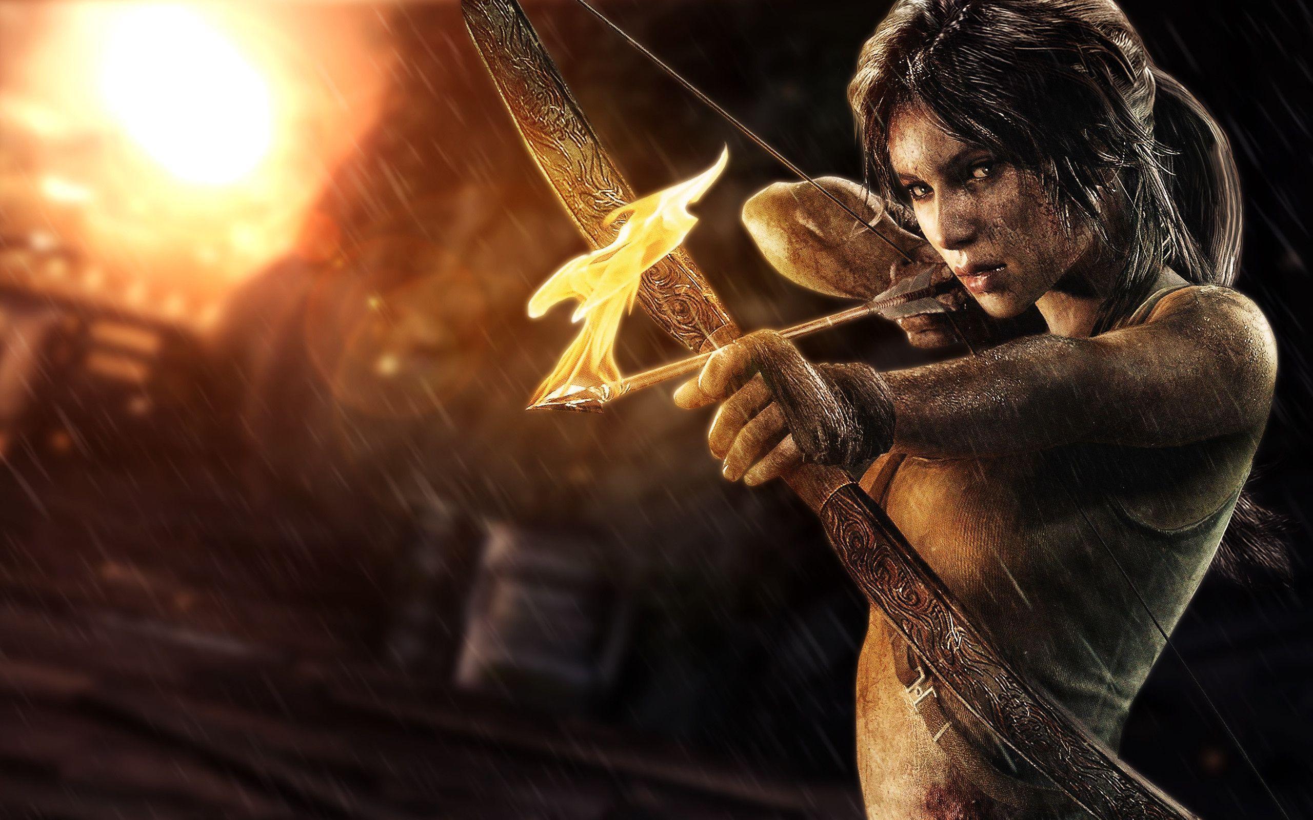 Tomb Raider 2013 Wallpaper Hd Lara Croft Wallpapers Wallpaper Cave