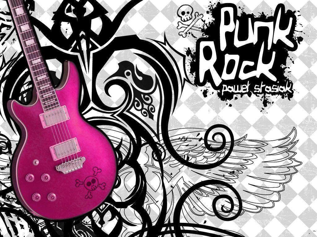Punk Rock Backgrounds Wallpaper Cave