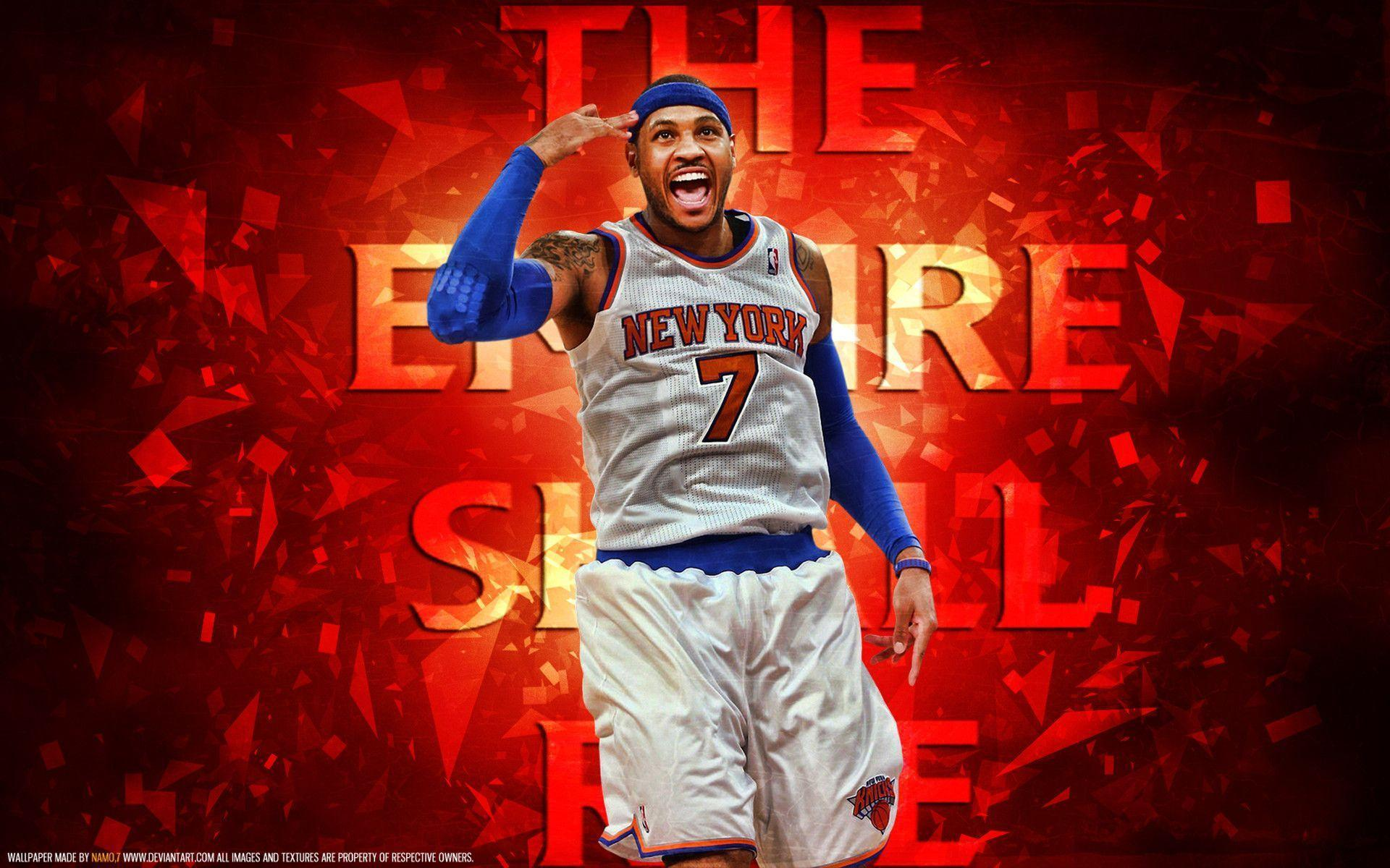 Cool 3d Fire Wallpaper Desktop Carmelo Anthony Wallpapers Wallpaper Cave