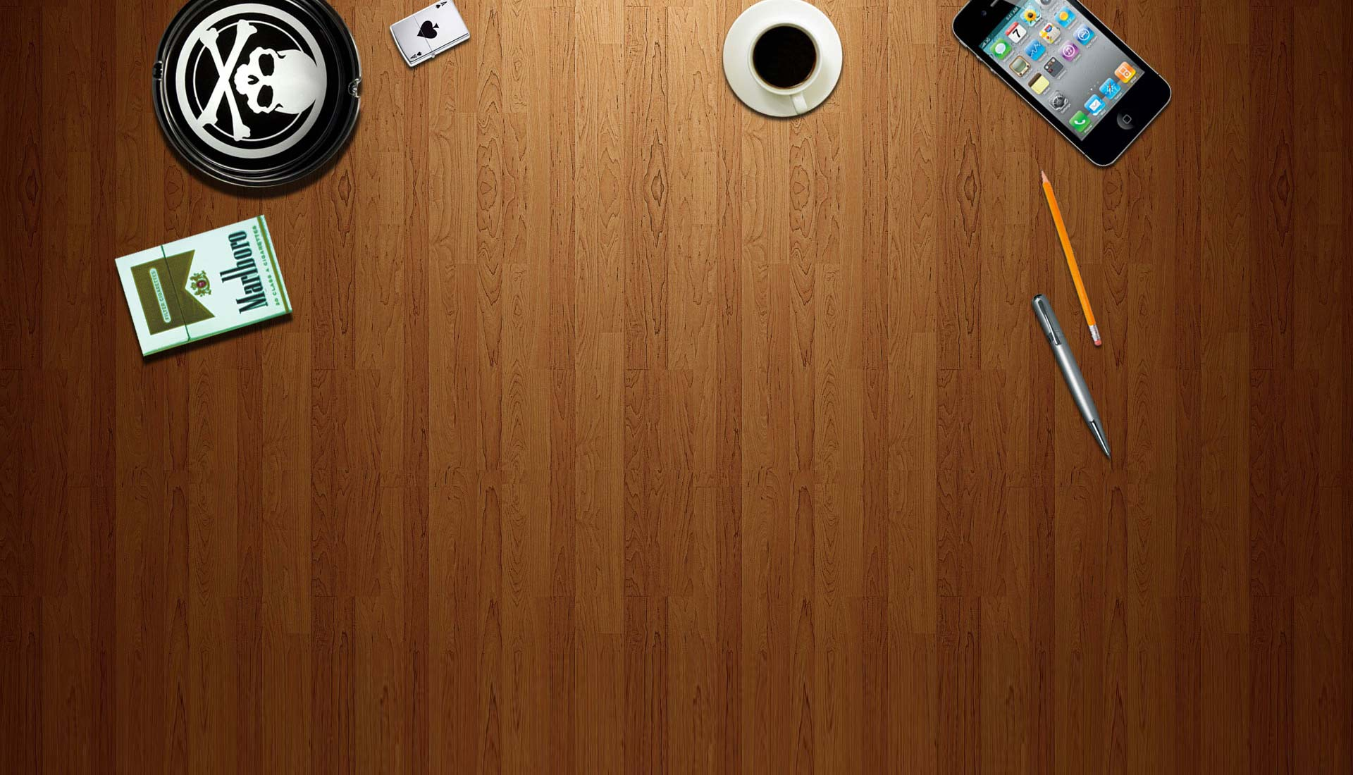 Wooden Desktop Wood Desktop Backgrounds Wallpaper Cave