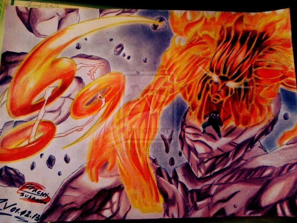 Madara Susanoo Wallpaper Hd Itachi Susanoo Wallpapers Wallpaper Cave