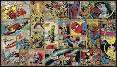 Marvel Comic Wallpapers - Wallpaper Cave