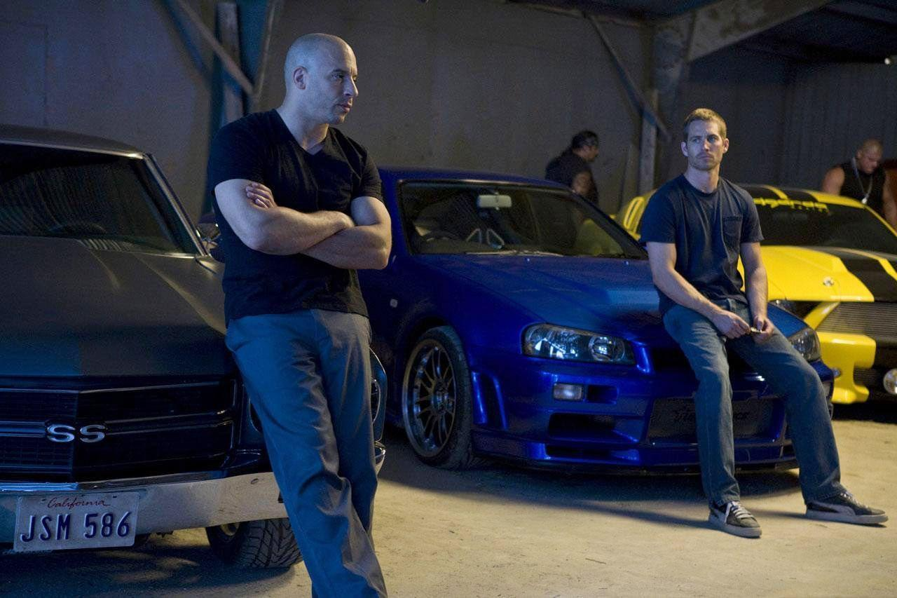 Fast And Furious 4 Cars Wallpapers Vin Diesel Fast And Furious Wallpapers Wallpaper Cave