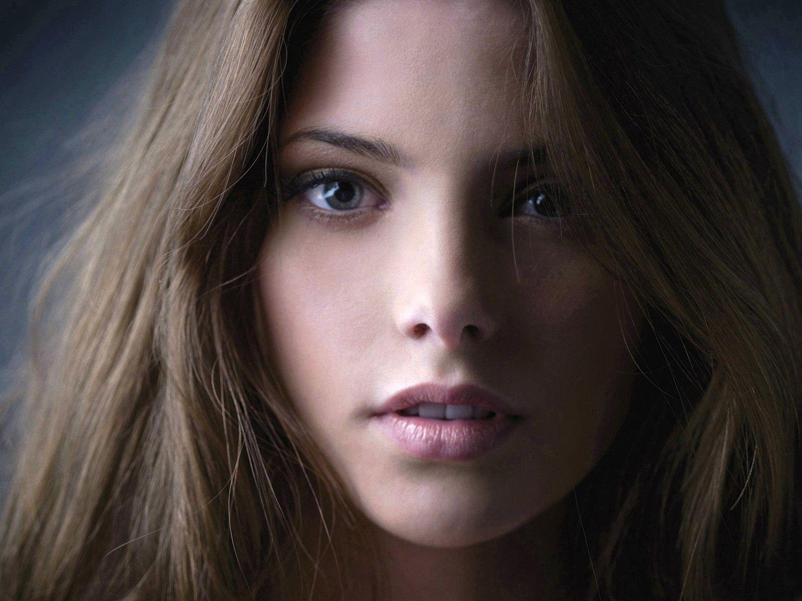 Beautiful Girl Face Hd Desktop Wallpaper Ashley Greene Wallpapers Wallpaper Cave