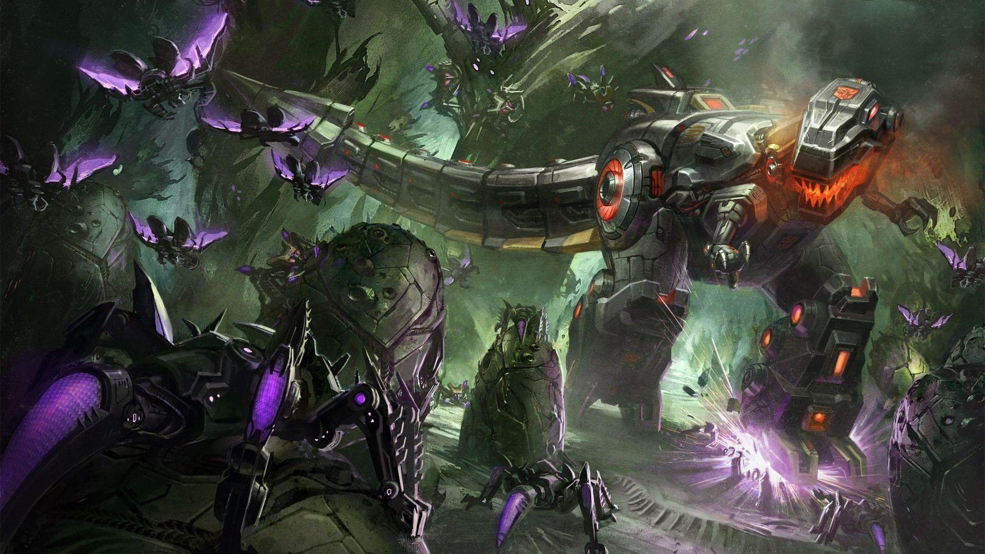 Fall Of Cybertron Wallpaper Hd Cybertron Wallpapers Wallpaper Cave