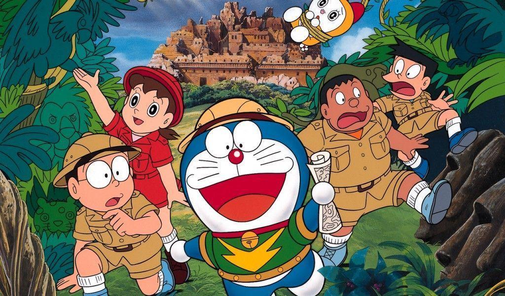 Nobita 3d Wallpaper Doraemon 3d Wallpapers 2016 Wallpaper Cave