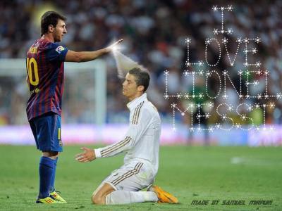 Cristiano Ronaldo Vs Lionel Messi 2016 Wallpapers ...