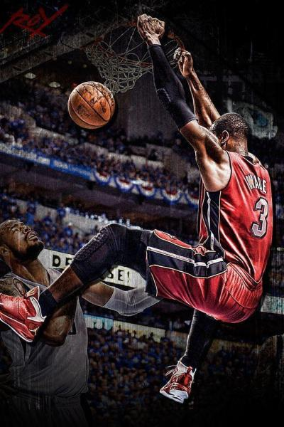 Dwyane Wade 2016 Wallpapers - Wallpaper Cave