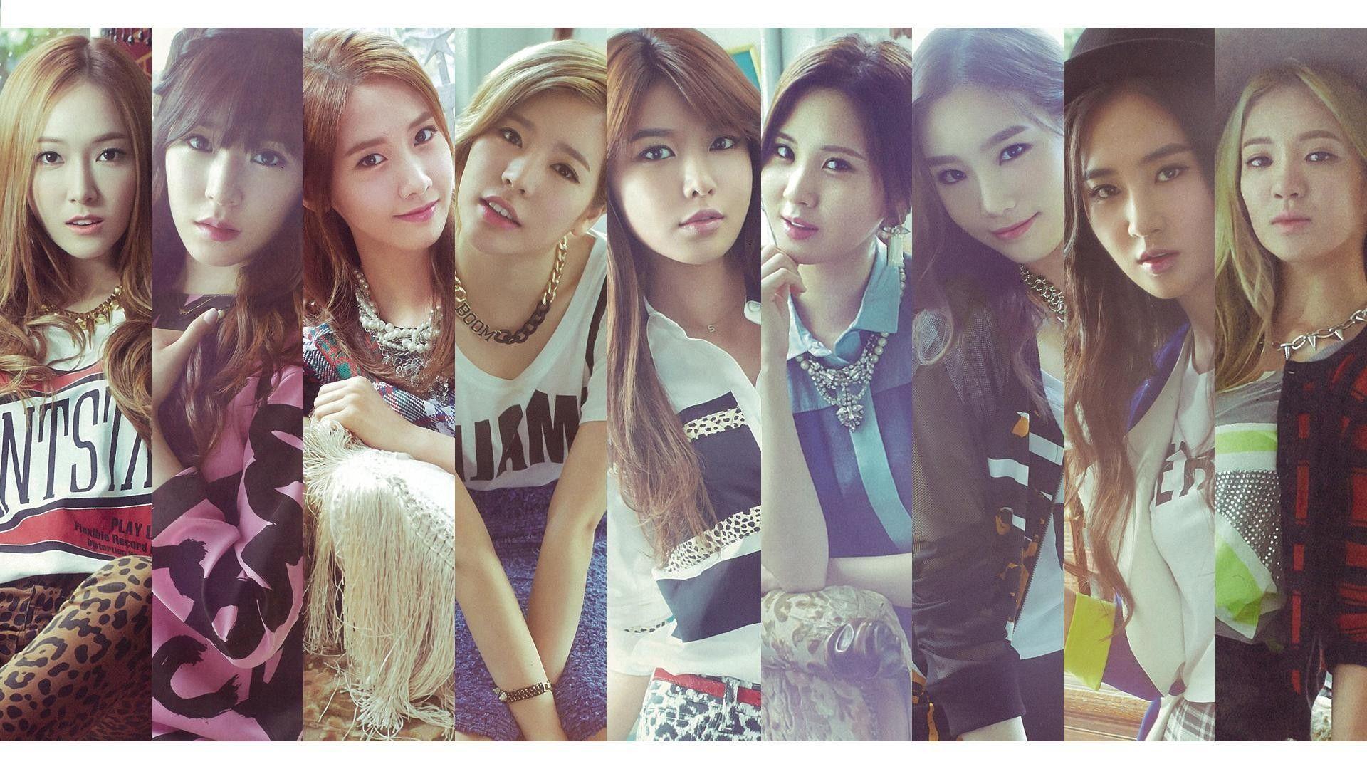 Girls Generation Wallpaper 2017 Ot9 Wallpapers Snsd 2016 Wallpaper Cave