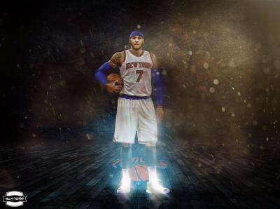 Carmelo Anthony Wallpapers 2017 - Wallpaper Cave
