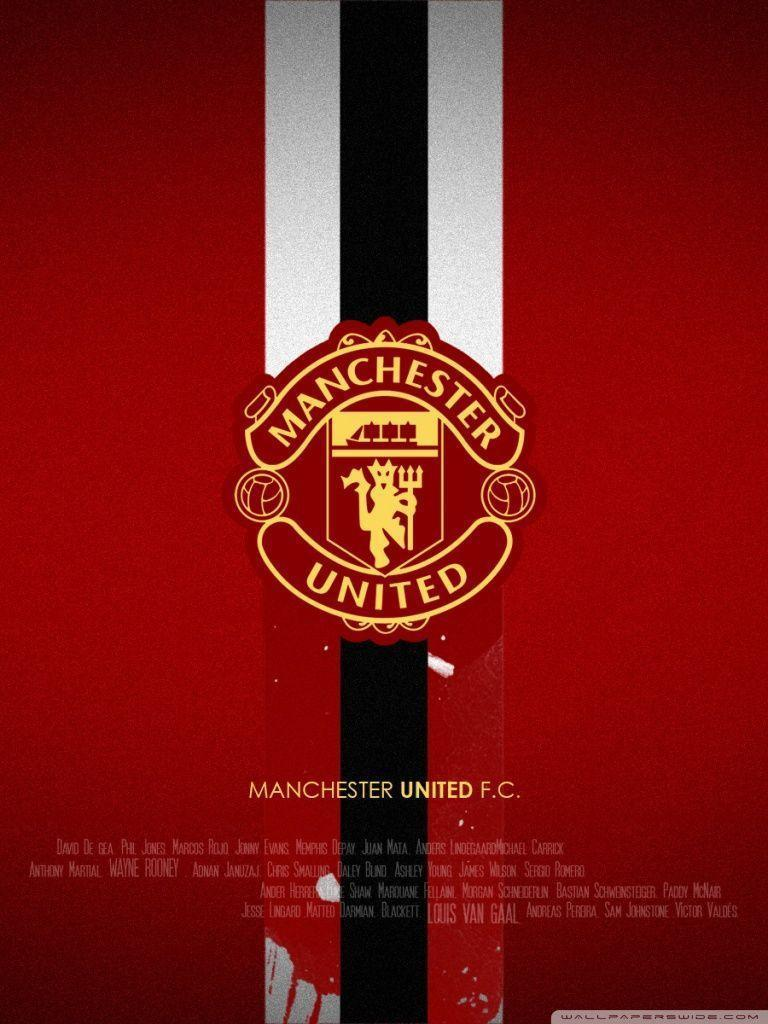 Manchester United Iphone Wallpaper Hd Manchester United Hd Wallpapers 2017 Wallpaper Cave