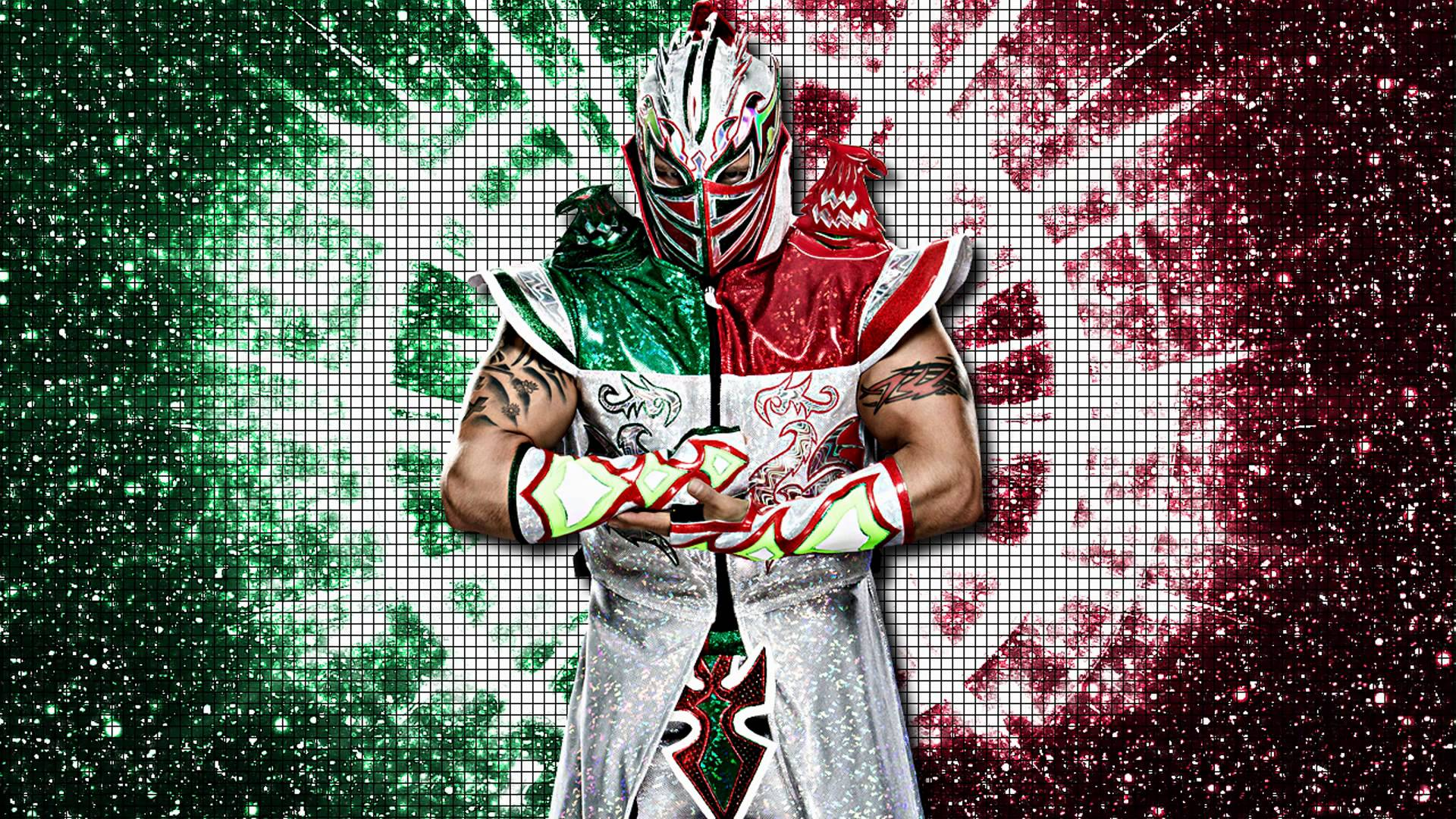 Lucha Libre Rey Misterio Rey Mysterio 2017 Full Hd Wallpapers Wallpaper Cave
