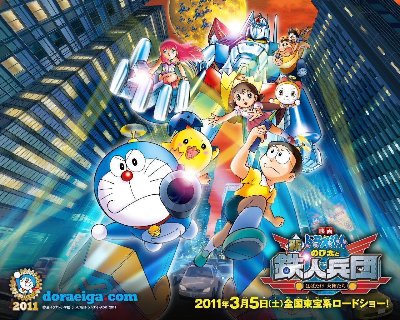 Nobita 3d Wallpaper Doraemon 3d Wallpapers 2017 Wallpaper Cave