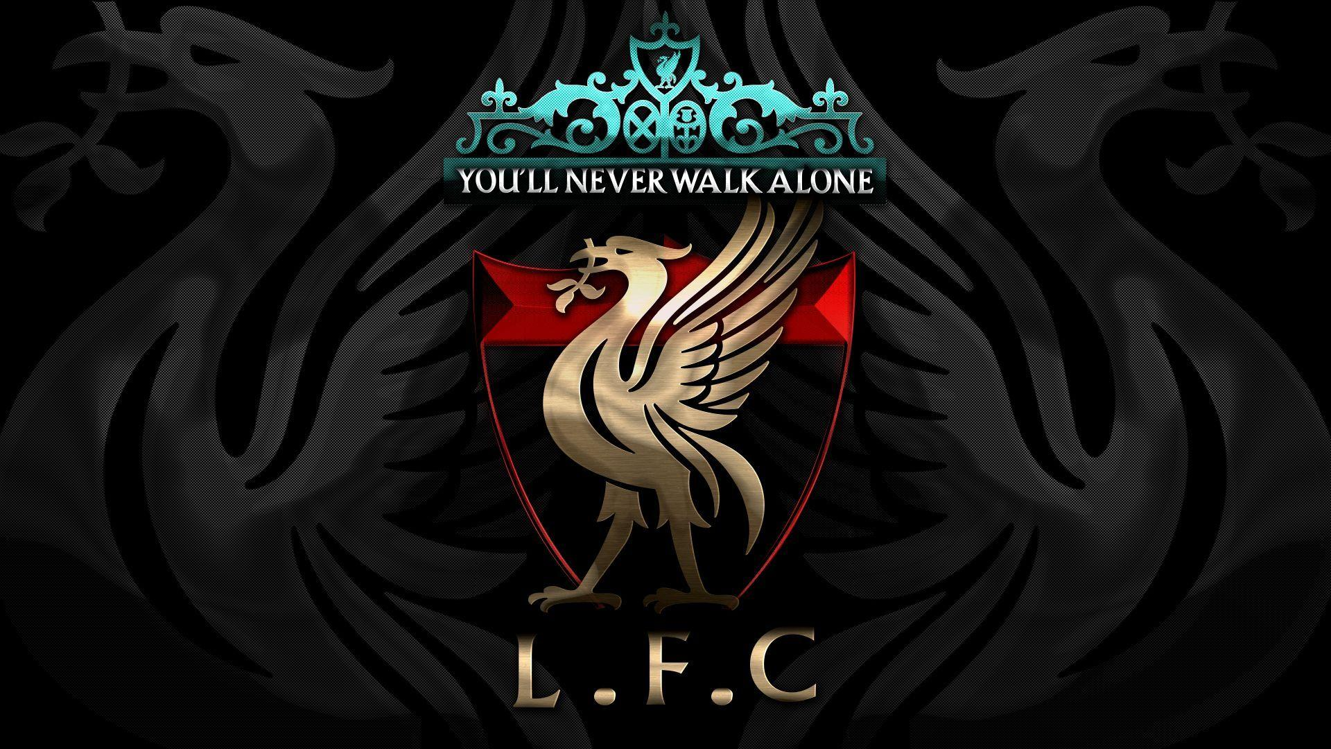 Alone Hd Wallpapers 1080p Wallpapers Logo Liverpool 2017 Wallpaper Cave