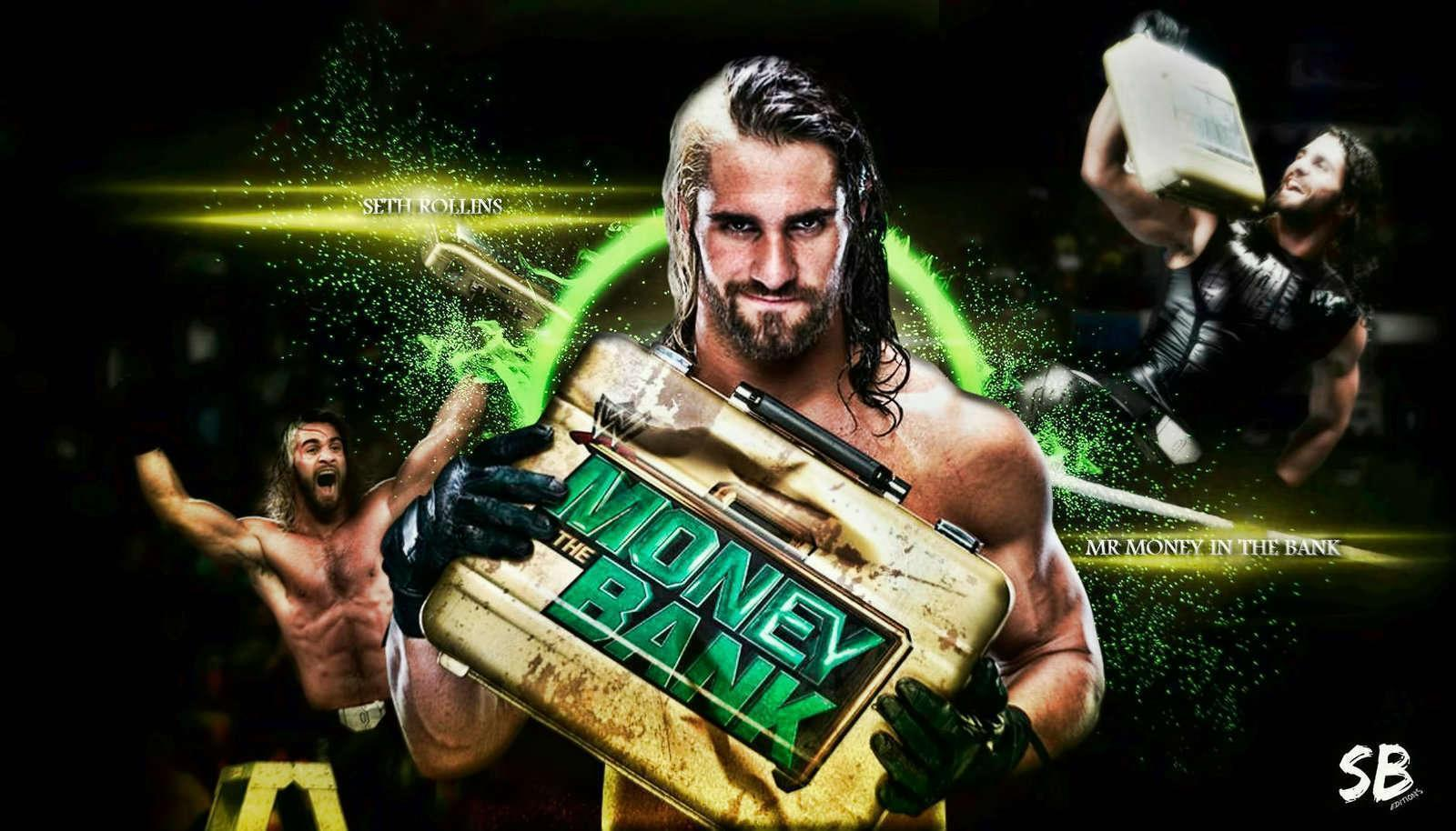 Cool Money Bank Seth Rollins Wallpapers Wallpaper Cave