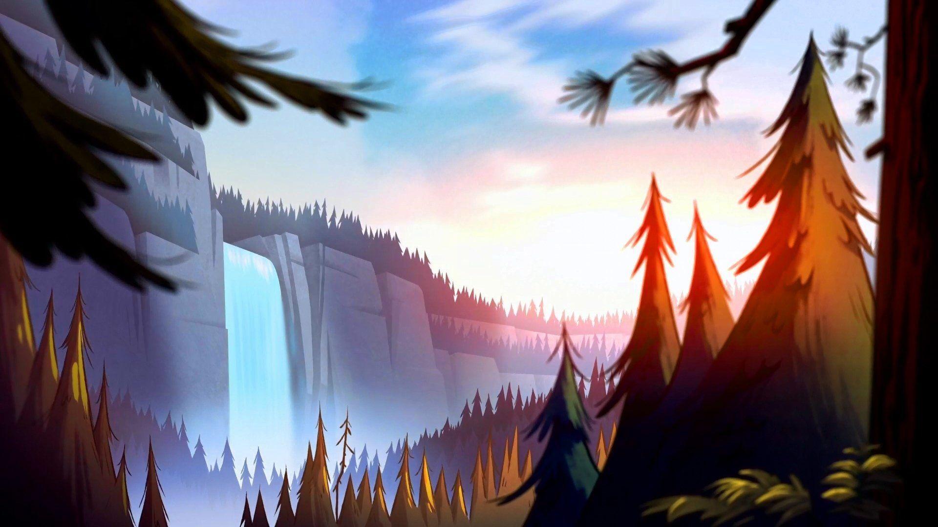 Gravity Falls Desktop Wallpaper Hd Gravity Falls Wallpapers Wallpaper Cave