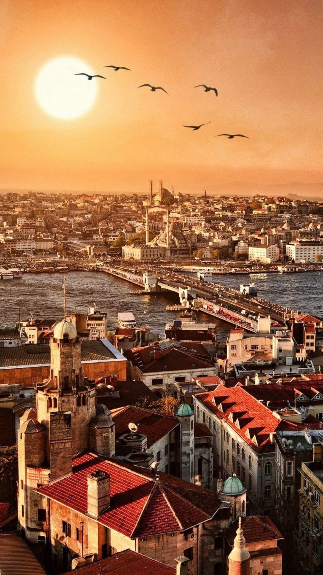Istanbul Hd Wallpaper Istanbul Wallpapers Wallpaper Cave
