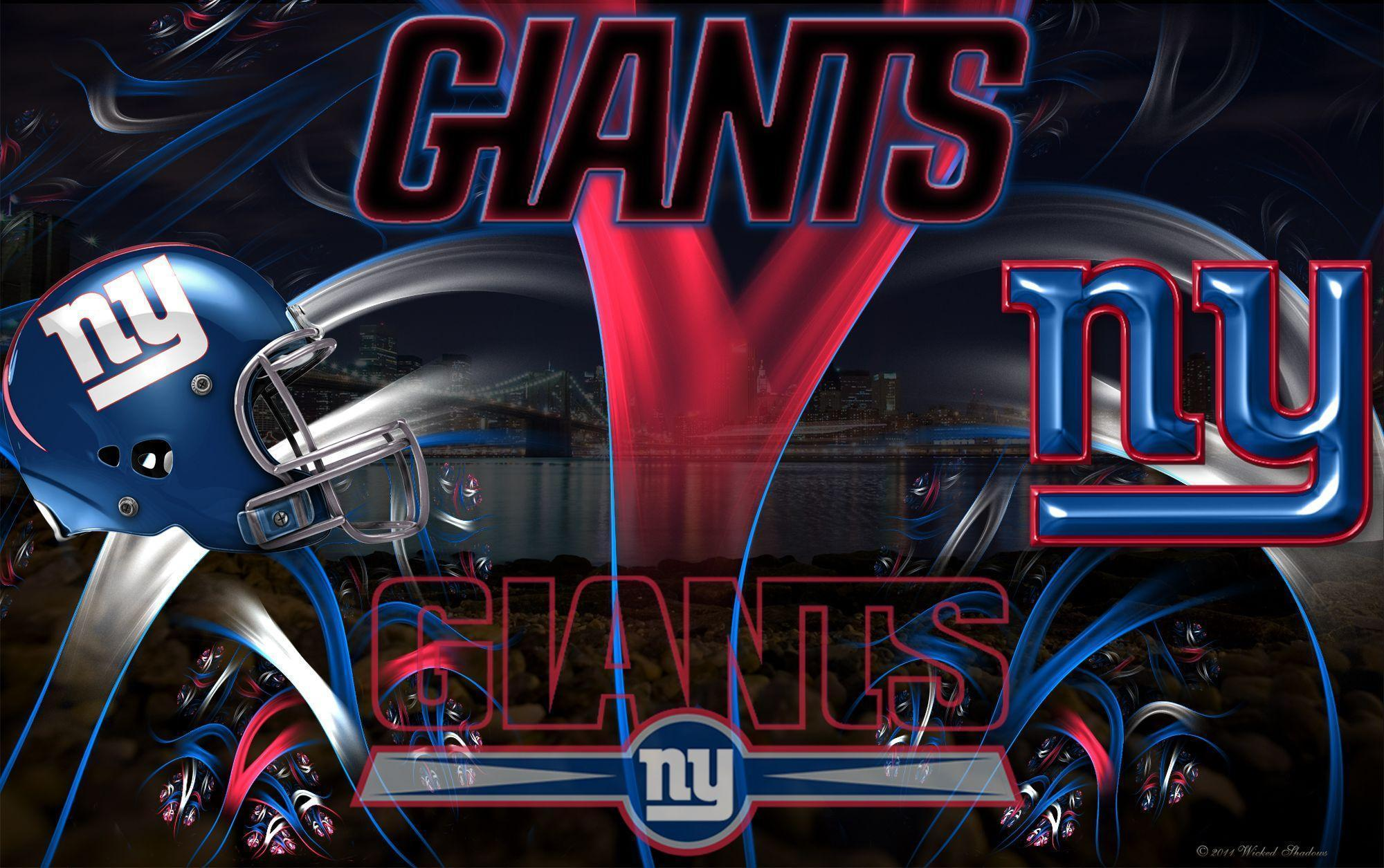 3d Wallpaper Ny Giants New York Giants Wallpapers Wallpaper Cave