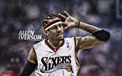 Allen Iverson Wallpapers - Wallpaper Cave