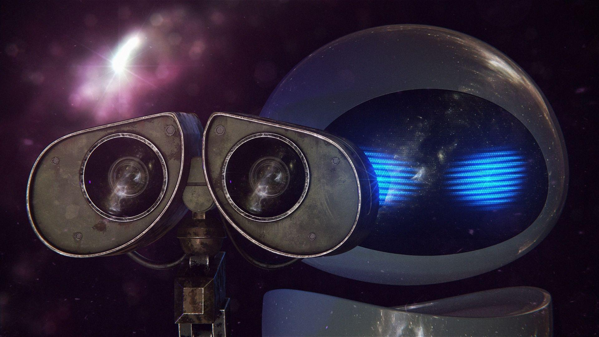 E Full In Wall E Wallpapers Wallpaper Cave
