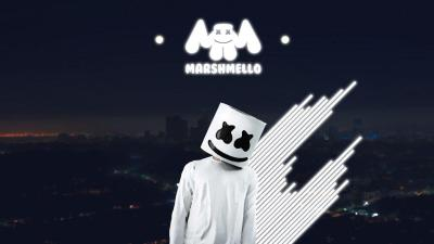 Marshmello Wallpapers - Wallpaper Cave
