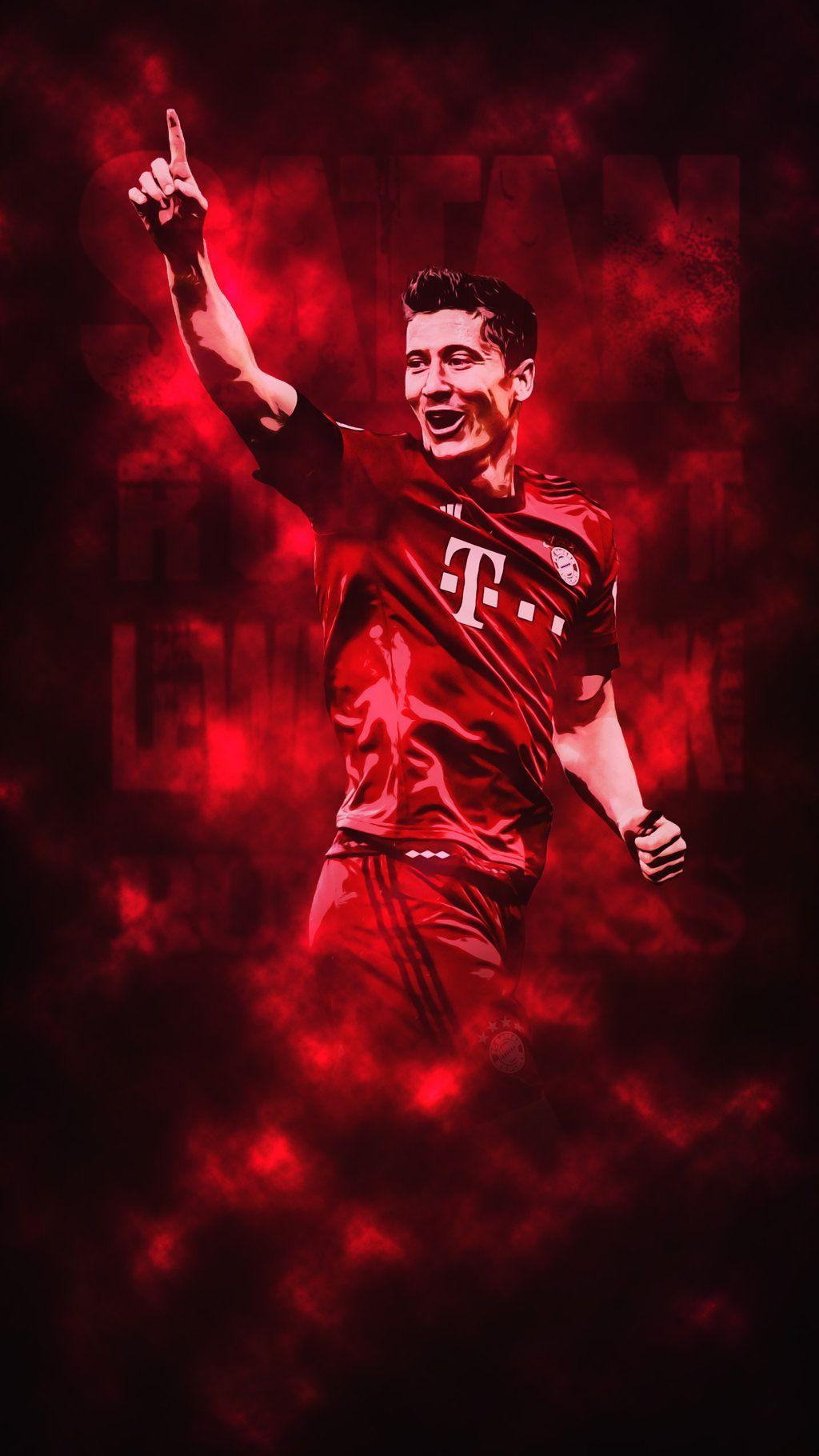 Messi Full Hd Wallpaper Lewandowski Wallpapers Wallpaper Cave