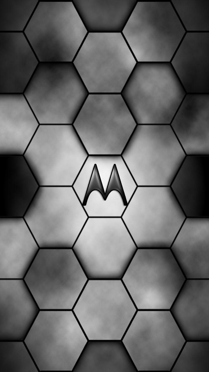 Hexagon Wallpaper 3d Motorola Wallpapers Wallpaper Cave
