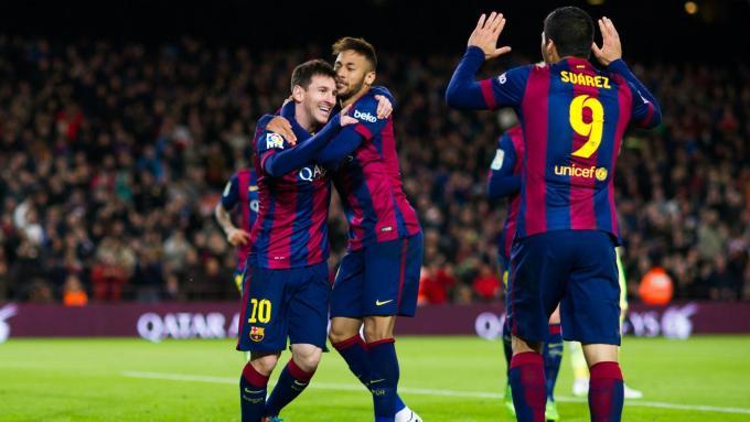 Msn Messi Neymar Suarez Wallpapers Wallpaper Cave