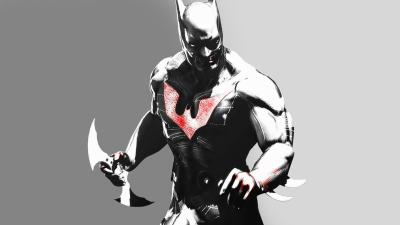 Batman Beyond Wallpapers - Wallpaper Cave
