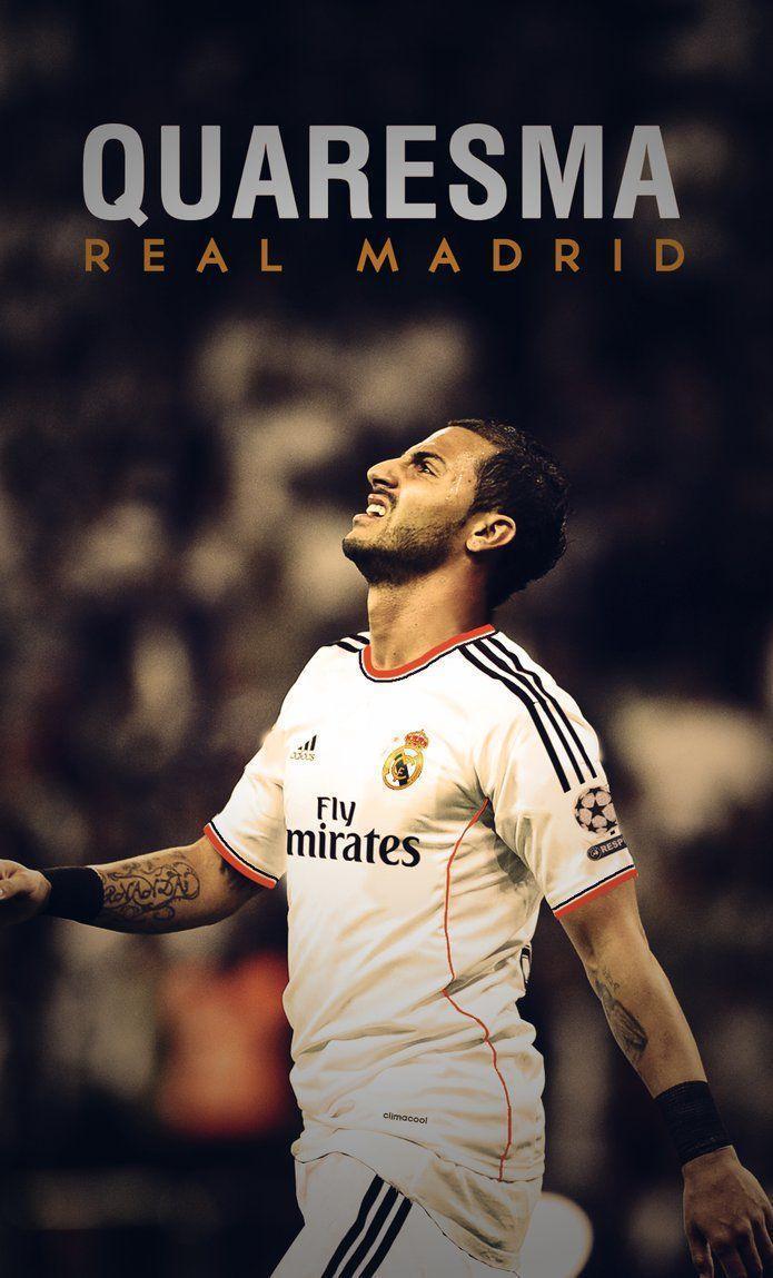 Real Madrid Wallpaper Iphone 5 Quaresma Wallpapers Wallpaper Cave