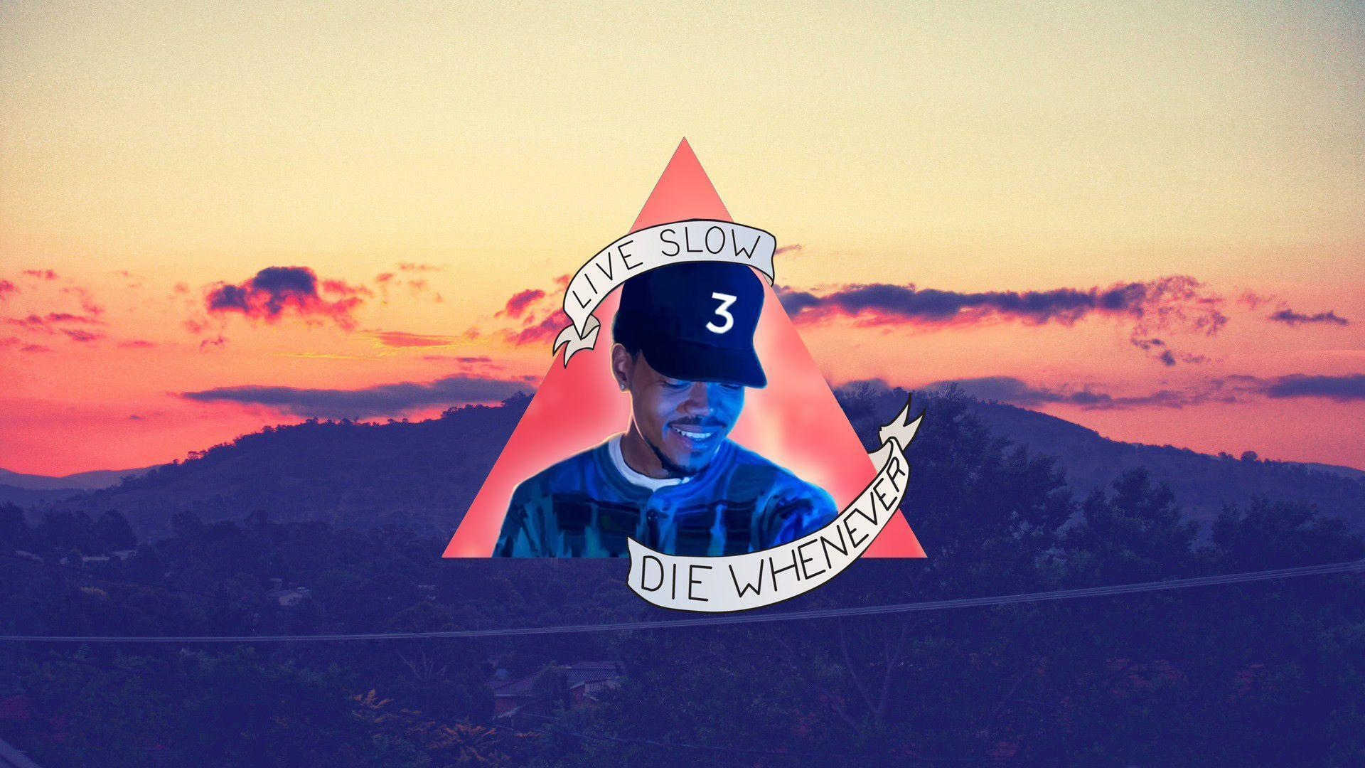 Chance The Rapper Iphone Wallpaper Chance The Rapper Wallpapers Wallpaper Cave