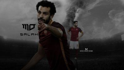 Mohamed Salah Wallpapers - Wallpaper Cave