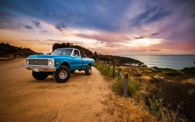 Chevy Truck Wallpapers - Wallpaper Cave