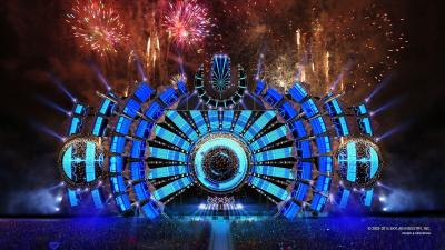 Ultra Music Festival Wallpapers - Wallpaper Cave