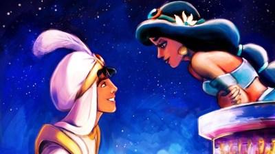 Aladdin Wallpapers - Wallpaper Cave