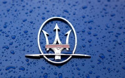 Maserati Logo Wallpapers - Wallpaper Cave