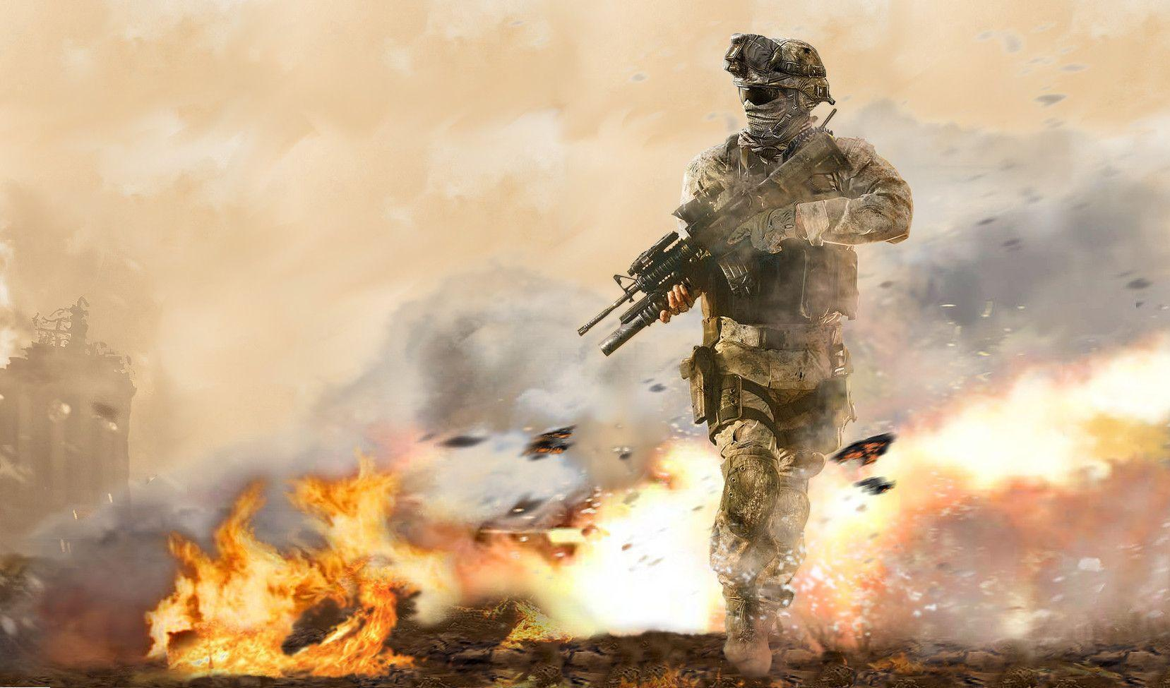 Mw2 Ghost Wallpaper Hd Delta Force Wallpapers Wallpaper Cave