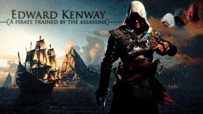 Assassin's Creed 4 Wallpapers - Wallpaper Cave