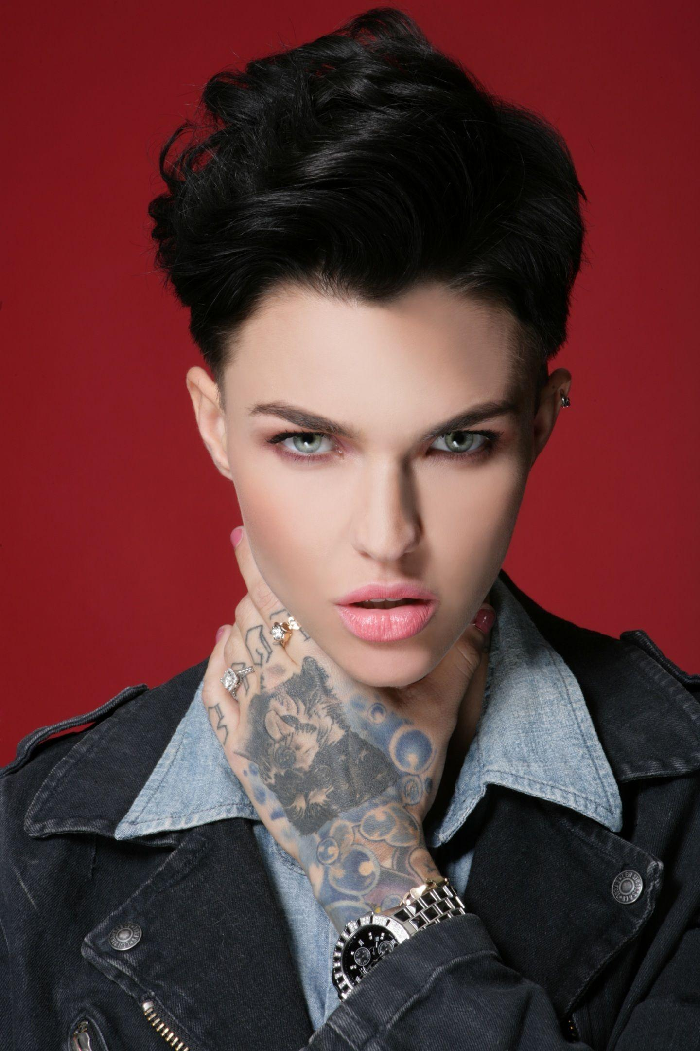 Tomboy Girl Wallpapers Ruby Rose Wallpapers Wallpaper Cave