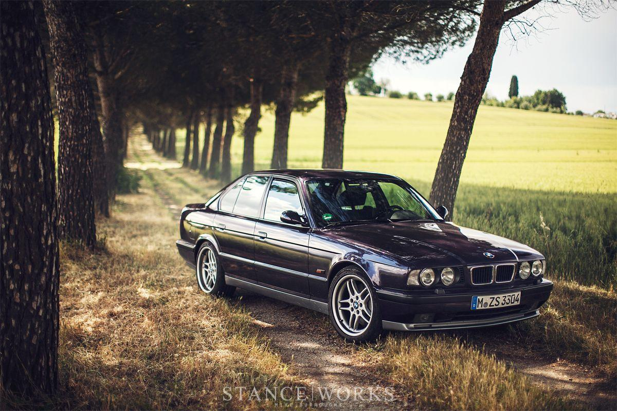 Best Looking Cars Wallpapers Bmw E34 Wallpapers Wallpaper Cave
