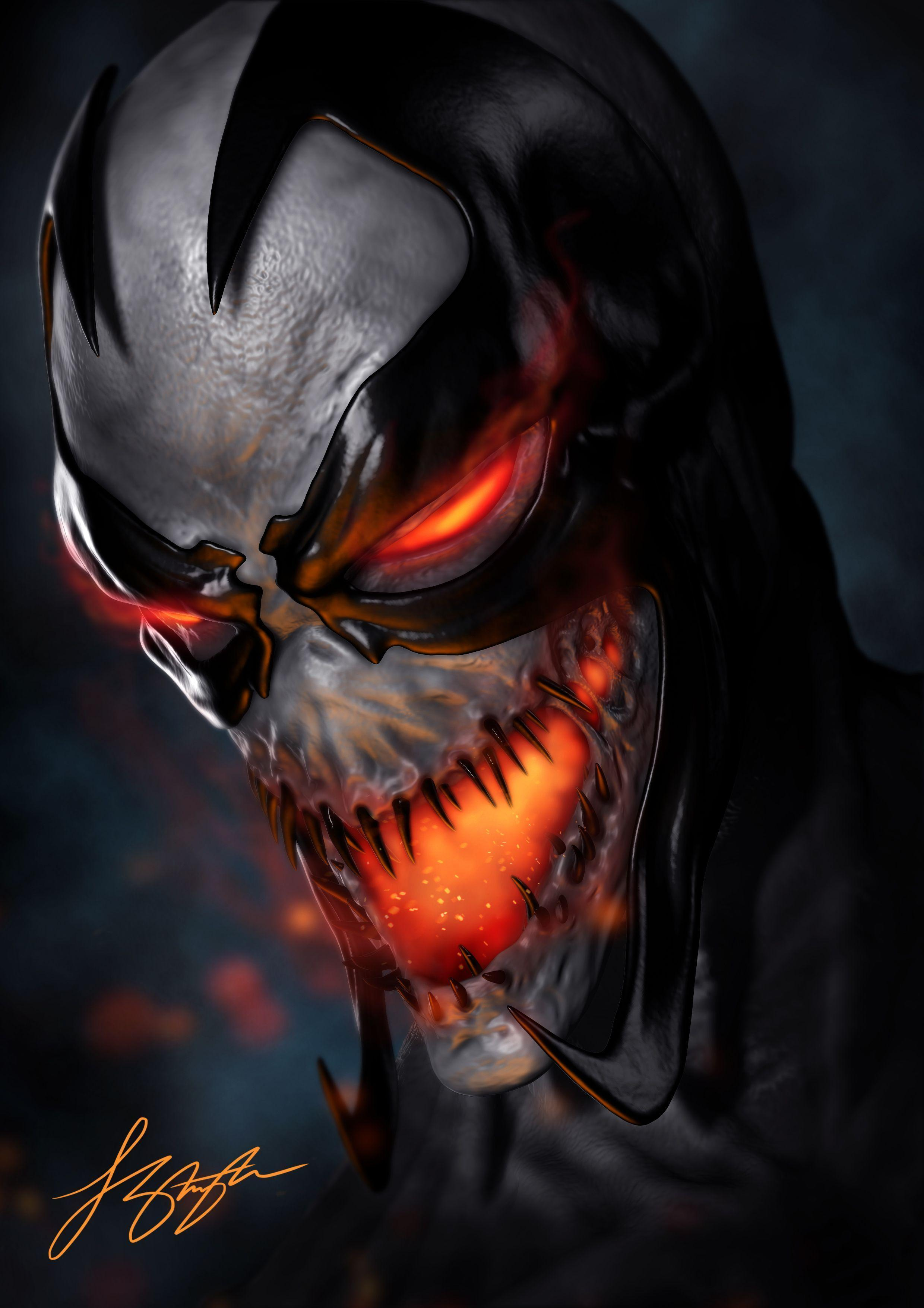 Wolverine Animated Hd Wallpapers Anti Venom Wallpapers Wallpaper Cave