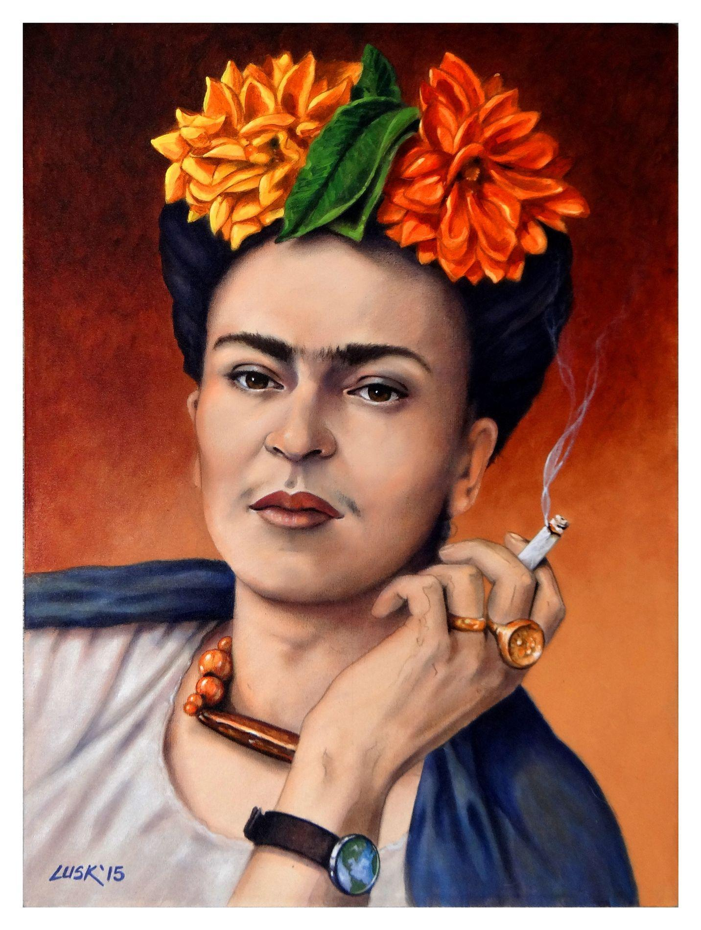 Cuadros De Frida Khalo Frida Kahlo Wallpapers Wallpaper Cave