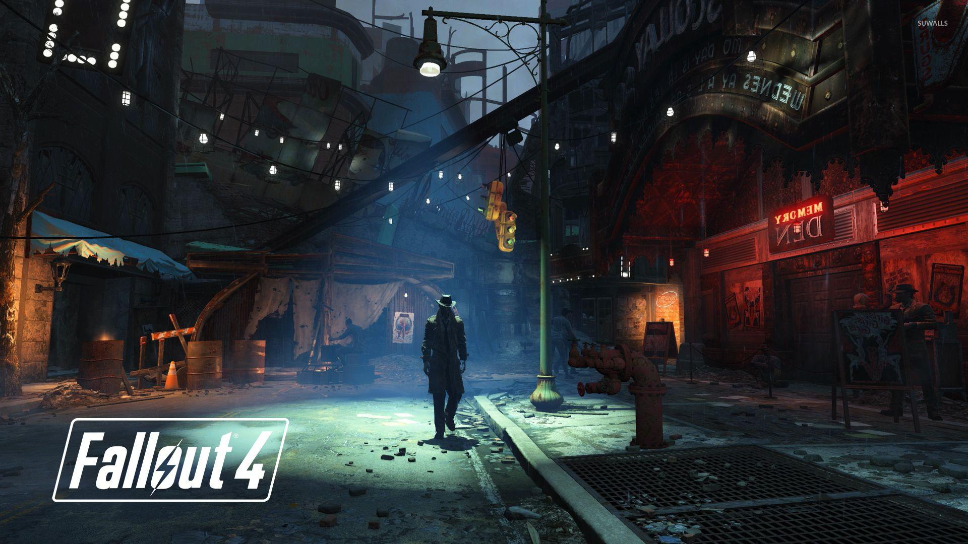 Fall Out Boy Android Wallpaper Fallout 4 Wallpapers Wallpaper Cave