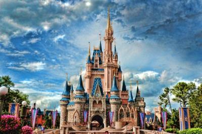Disney World Wallpapers - Wallpaper Cave