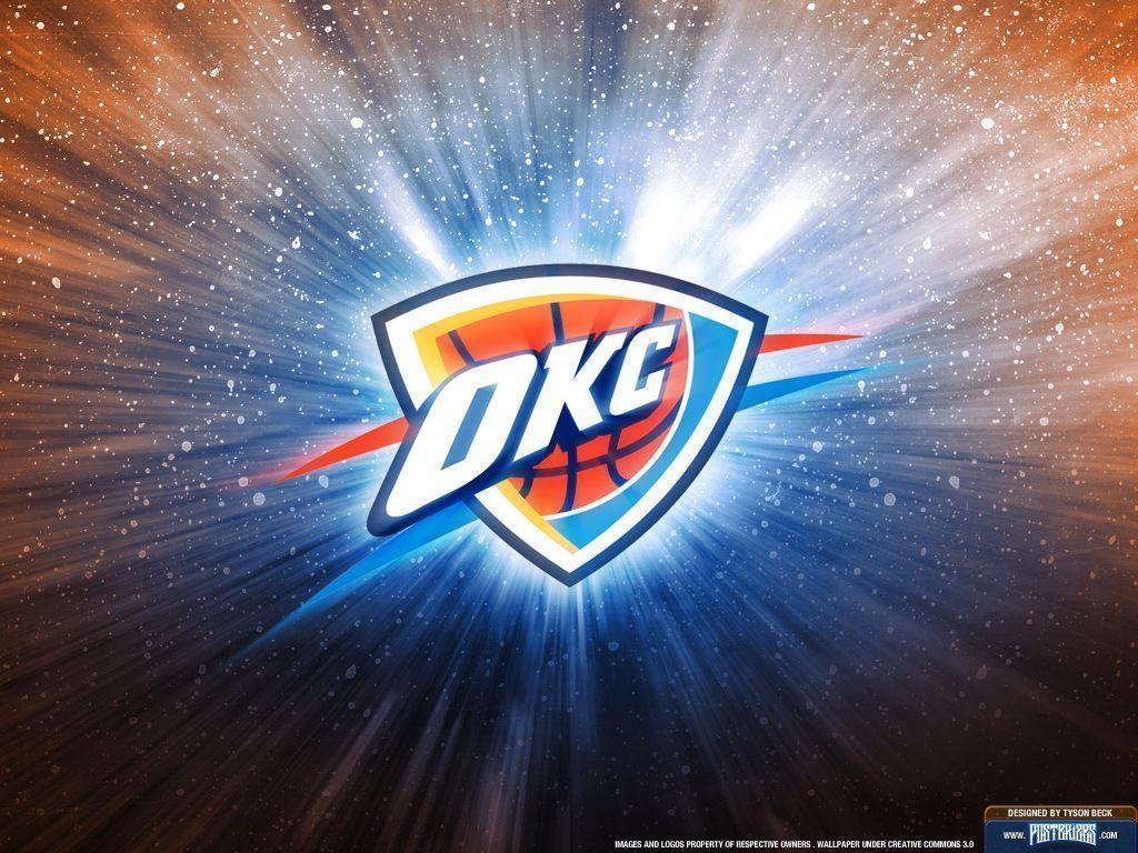 Okc Wallpaper Iphone Oklahoma City Thunder Wallpapers Wallpaper Cave