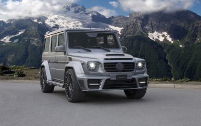 Mercedes-Benz G-Class Wallpapers - Wallpaper Cave