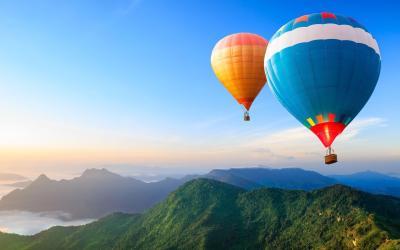 Hot Air Balloon Wallpapers - Wallpaper Cave